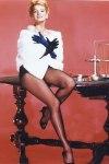 Angie Dickinson: gambe da un milione di dollari
