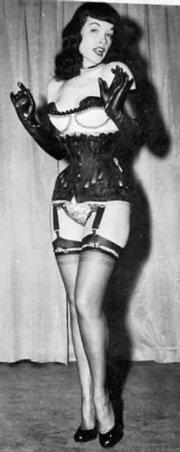 Origini del burlesque