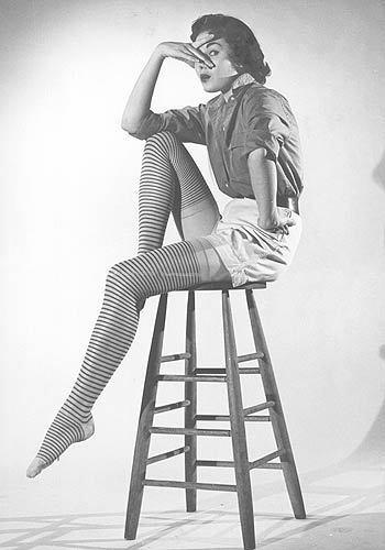 Calze anni sessanta
