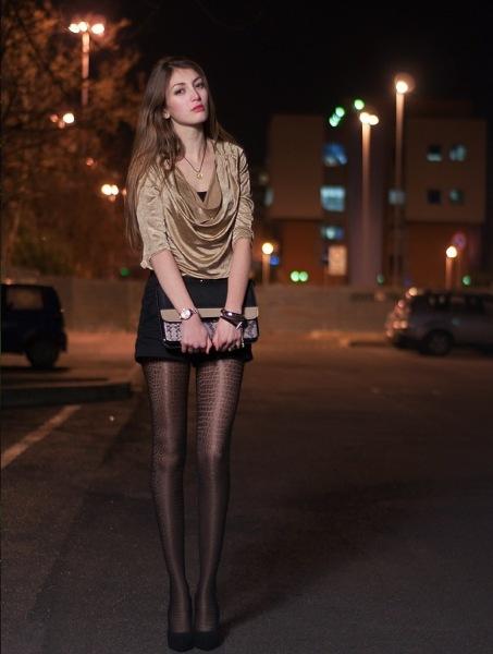Gambe lunghe e fantasia