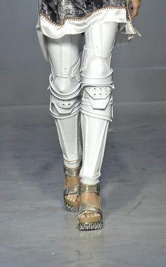 Robot leggings by Balenciaga