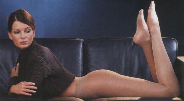 Gambe e collant