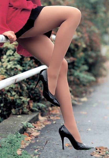 Gambe per strada