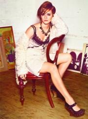 Emma Watson modella
