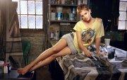 Gambe e piedi di Emma Watson