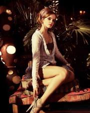 Le gambe e i tacchi di Emma