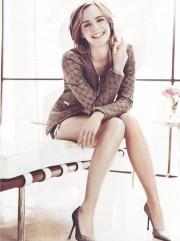 Le lunghe gambe di Emma Watson