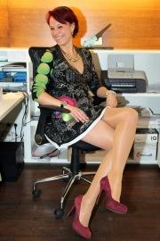 In ufficio col sorriso