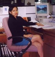 latin office lady