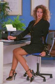 Segretaria anni '80