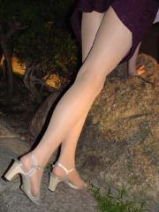 Belle gambe