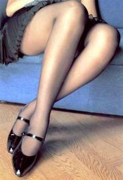 Con le gambe incrociate