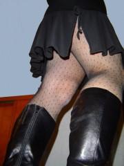 Stivali e calze