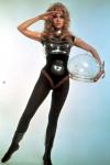 Jane Fonda: gambe da fantascienza