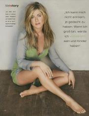 Gambe e piedi di Jennifer