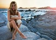 Jennifer al mare