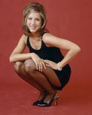 Jennifer Aniston in collant