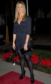 Le gambe di Jennifer in passerella