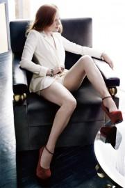 Amy Adams senza calze