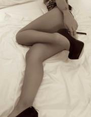 Il tacco nel pugno di Miss Aprile