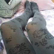 Con le rose sulle gambe