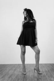 Le gambe di Miss luglio