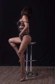 Le gambe eccezionali di Miss Sertry