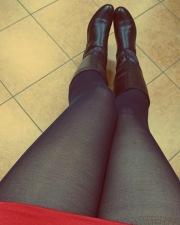 Collant e stivali