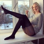 Miss marzo alla finestra