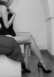 Le gambe di Miss Ottobre