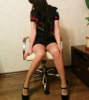 Miss settembre seduta