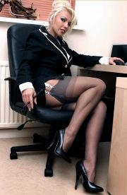 Nylon in ufficio