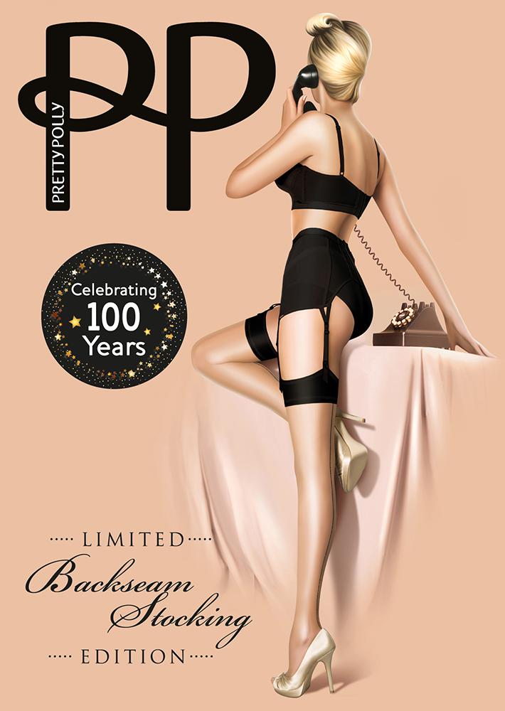 Pretty Polly 100 anni