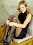 Donne normali con gambe eccezionali