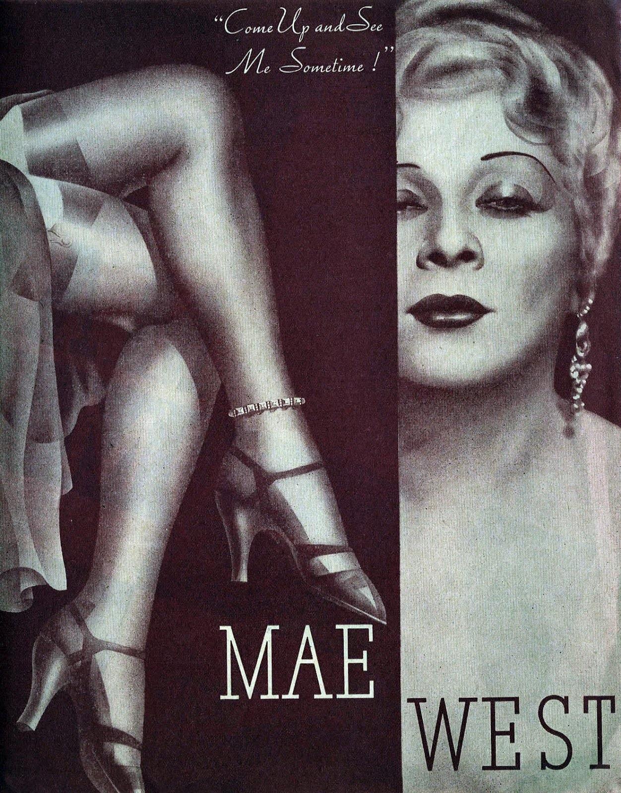 Le calze di Mae West