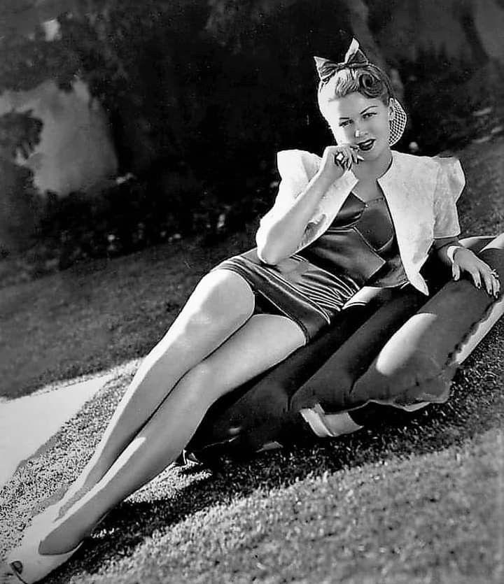 Le gambe di Lana Turner